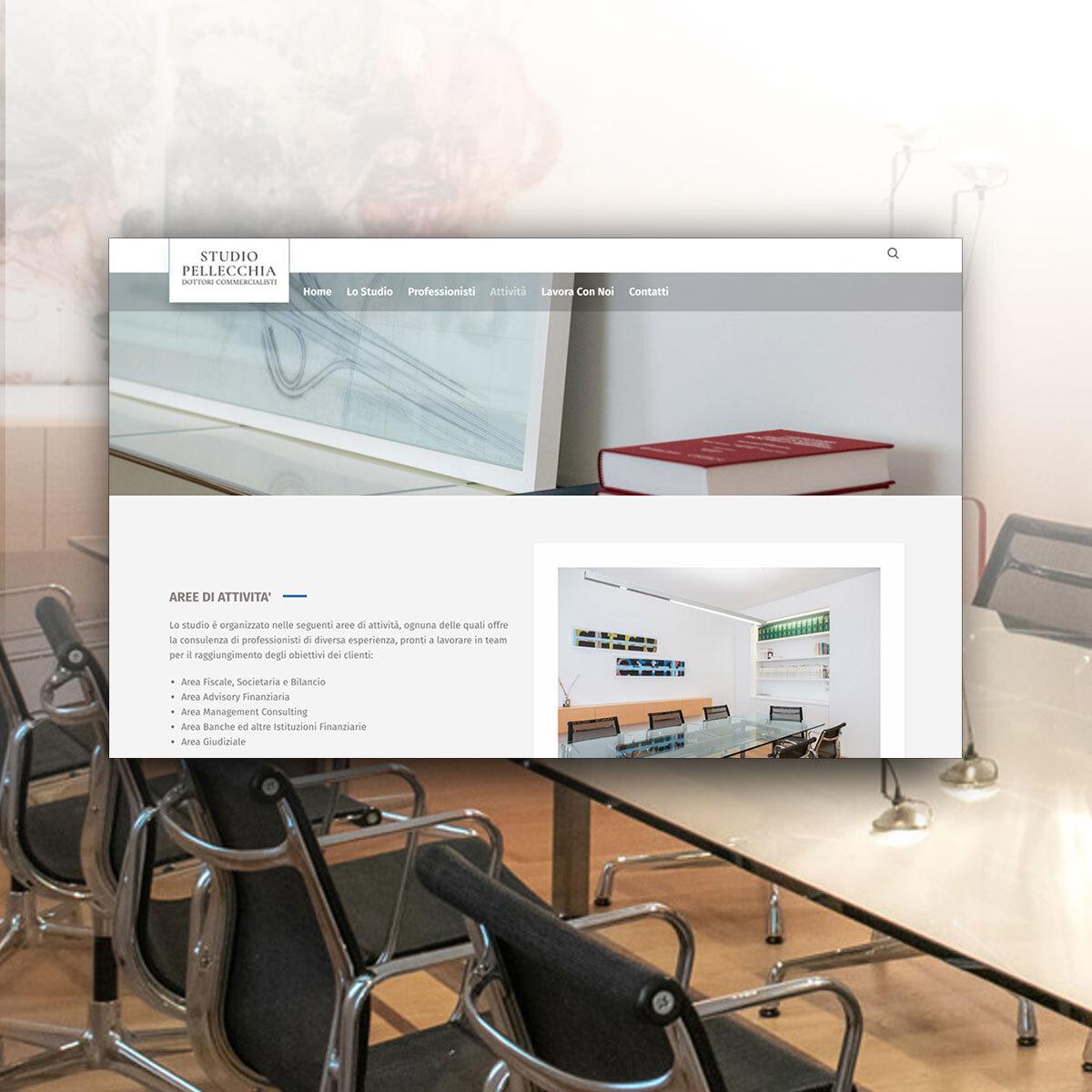 Sito web - Studio PELLECCHIA - Commercialisti